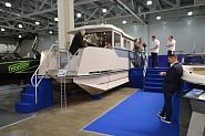 Выставка Moscow Boat Show 2019